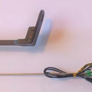 Rumpol eletroninis kibimo indikatorius